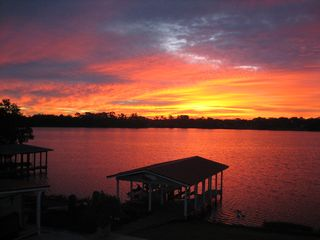 Winter Haven house photo - Sunrise over lake