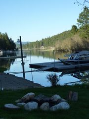 Coeur d 'Alene house photo - Relax at the Firepit