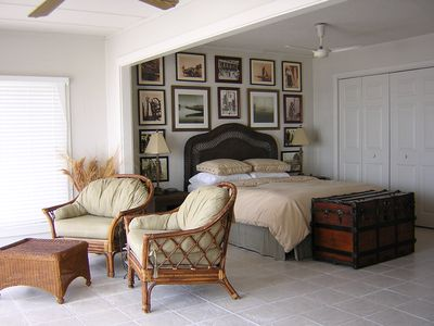 Alligator Point house rental - Master Bedroom