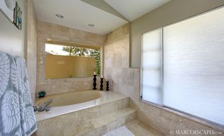 Vacation Homes in Marco Island house photo - Large Roman Jacuzzi Tub ...