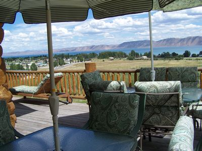 Bear Lake cabin rental - Like going to the spa!