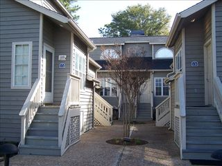Kingston Plantation condo photo - Front view of Building 1 Cumberland Terrace