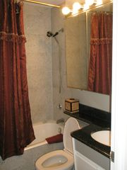 Financial District condo photo - The bathroom