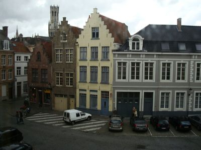 Bruges (Brugge) house rental - View from the rooms