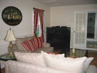 Chatham house photo - Living Room #1 (view 2 of 2)