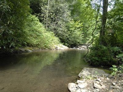 Your own private section of the Tallulah River