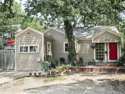 Austin house rental - Tucked away in central Austin, great location, comfort with all of the amenities