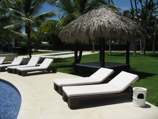 Punta Cana condo photo - Poolside sun or shade
