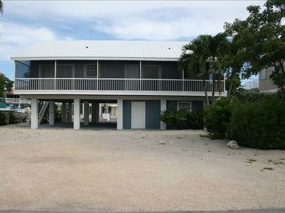 Marathon house rental - Covered Carports and Lots of Space for Trailers or Boats!