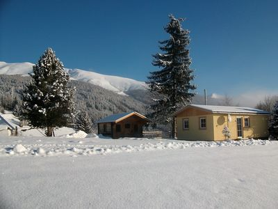 Sun plateau at 1420m - Holidays in a beautiful, quiet, alpine location