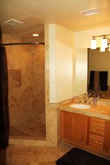 Kierland Scottsdale condo photo - walk in shower