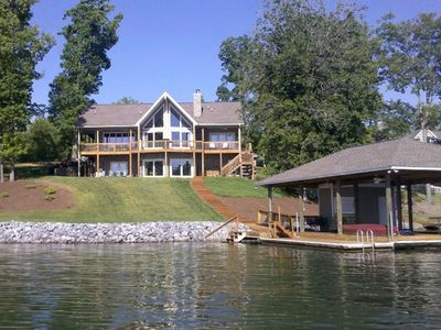 Wide Sunset Views,Fire pit, Beach, Wifi/ Internet, 2 canoes, Large Dock,