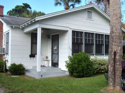 Beach Cottage for Rent in Beautiful Neptune Beach Florida