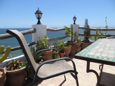 Albatross - Beautiful Penthouse next  to the main beach of Taghazout