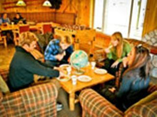 Squaw Valley - Olympic Valley condo photo - Breakfast at the Clubhouse at the Red Wolf Lodge at Squaw Valley