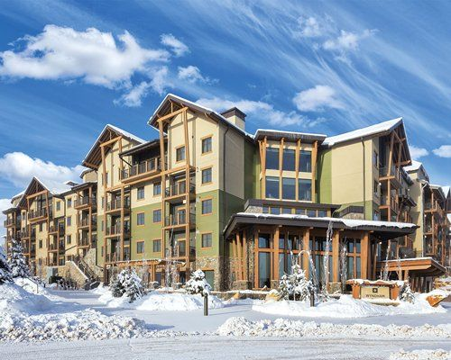 Wyndham Park City Resort In UT