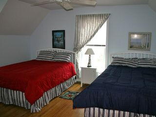Eastham house photo - Blue Bedroom