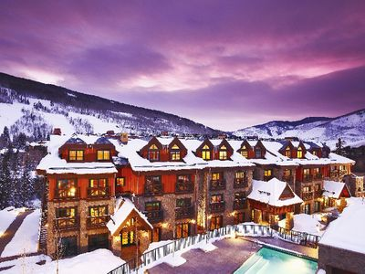 NEW RESIDENCE IN VAIL VILLAGE AND WALKING DISTANCE TO LIFTS