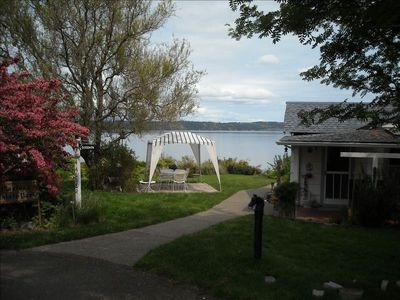 Charming/Peaceful Cottage - Panoramic Water and Mountain Views