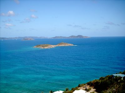 Keep looking east...and see this- BVI's