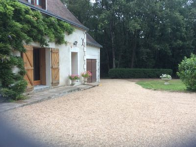 Beautiful French Farmhouse with private heated pool & jacuzzi