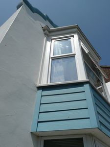 Margate house rental - BLUE SKIES IN MARGATE!!