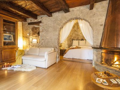 House of the Magician - Castelmezzano. signaled by LONELY PLANET as a tourist attraction