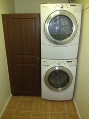 Satellite Beach condo photo - New top of the line washer & dryer inside the unit