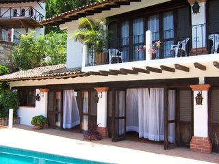 Puerto Vallarta villa photo - Open air design catches the cool breeze