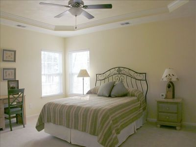 The Pinnacle 1st Floor Master Bedroom