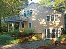 Wellfleet house photo - This four-story cottage has 4 BRs, 2 BAs, 2 living rooms & lots of outdoor space