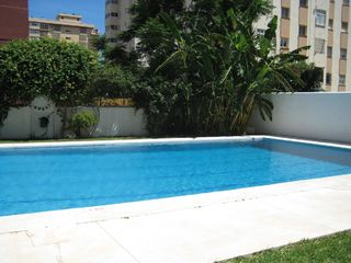 Fuengirola apartment photo - Private community swimming pool.
