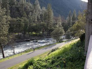 Yosemite National Park house photo - Walk, bike, or skate along the historic railroad