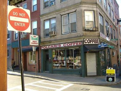 Boston condo rental - Italian Store in North End