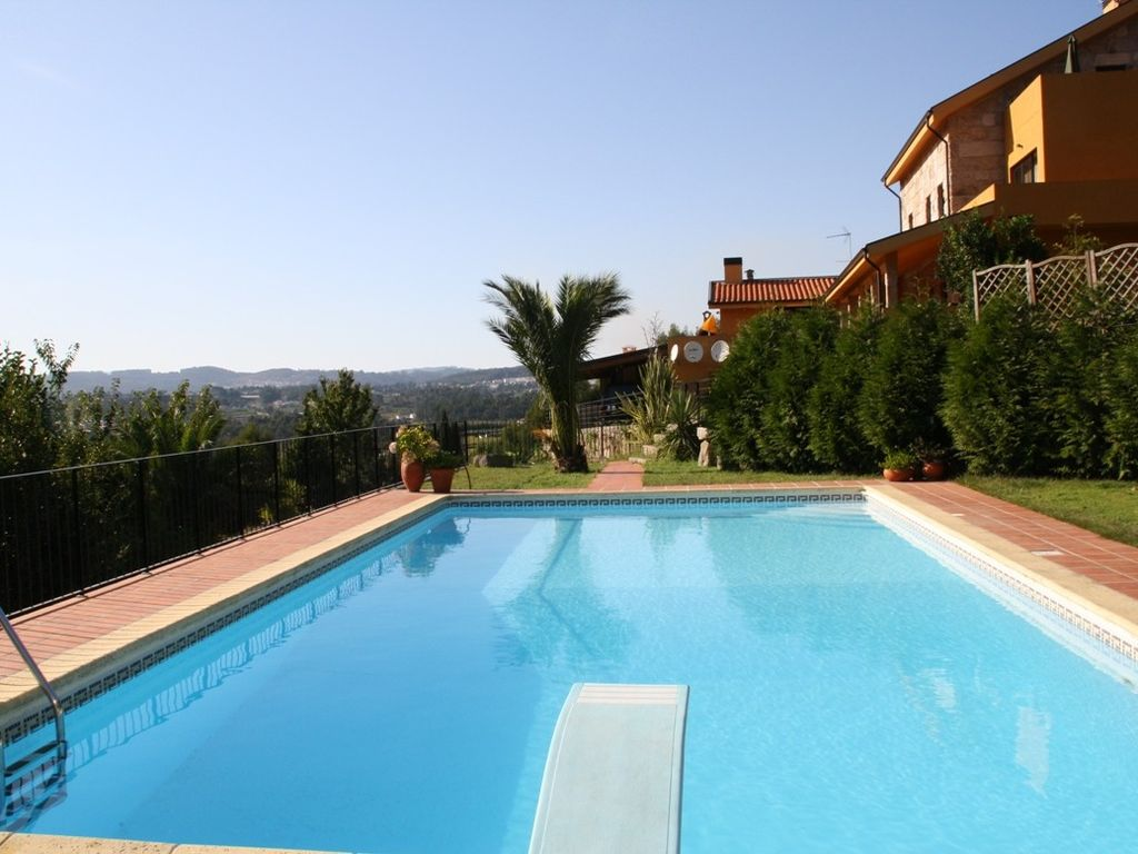 Holiday house, 500 square meters
