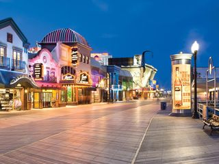 Atlantic City studio photo - The Boardwalk in Atlantic City, New Jersey