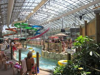 Jay Peak house photo - Jay Peak indoor waterpark is a blast rain or shine!
