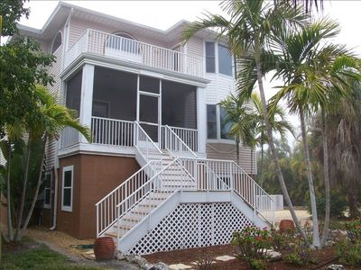 Captiva Island house rental