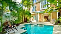:: SOUTHERNMOST COMFORT @ THE ANNEX :: Spacious Home + Pool / By Duval & Beach..