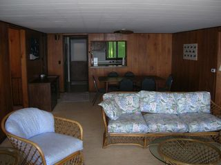 Living Room - Sister Lakes house vacation rental photo