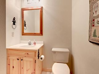 Wears Valley cabin photo - Powder Room off Living Room