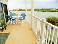 Beautiful Water Views!  Best Of Both Worlds !!! 1535 sq.ft. Corner Unit!