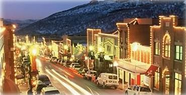 Main Street Park City.  Just minutes from Snowflower Condos