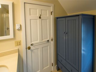 Provincetown condo photo - Upstairs Bath - remodeled spring 2012!