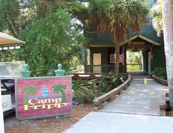 Exciting Island Adventures Await Your Children at Camp Fripp!