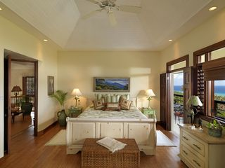 Montego Bay villa photo - The Palm Room