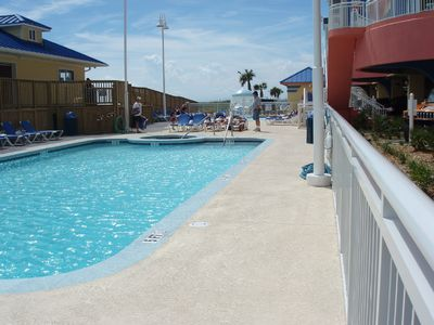 Cherry Grove Beach condo rental - Large pool