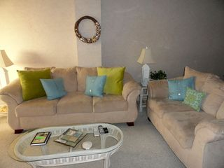 Navarre Beach condo photo - Living Room