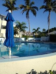 Sanibel Island condo photo - Heated swimming pool and clubhouse