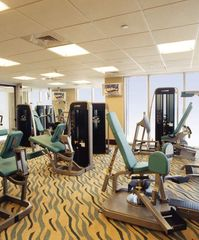 Sunny Isle condo photo - Gym